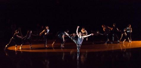 Dancers Impress at Spring Back Showcase