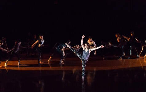Dancers Impress at Spring Back Showcase