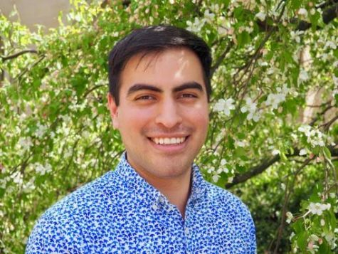 Julio Reyes, Latinx Student Life Coordinator