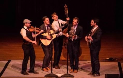 Punch Brothers Infuse Bluegrass with Classical, Jazz Influences
