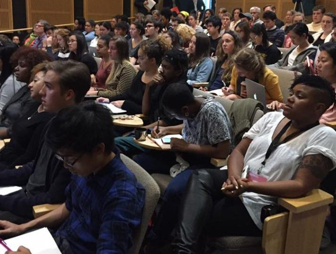 Conference Addresses Intersections of Race, Aesthetics