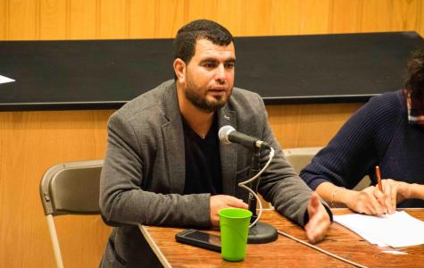 Palestinian Activist Calls For Student Engagement