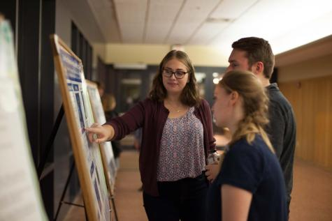 Feature Photo: Community Showcases Student Research