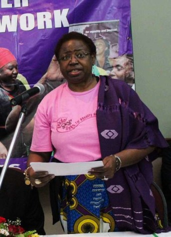 OFF THE CUFF: Sara Hlupekile Longwe, Feminist Activist