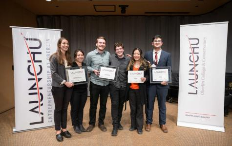 Four Startups Win $37,000 in 2018 LaunchU Competition