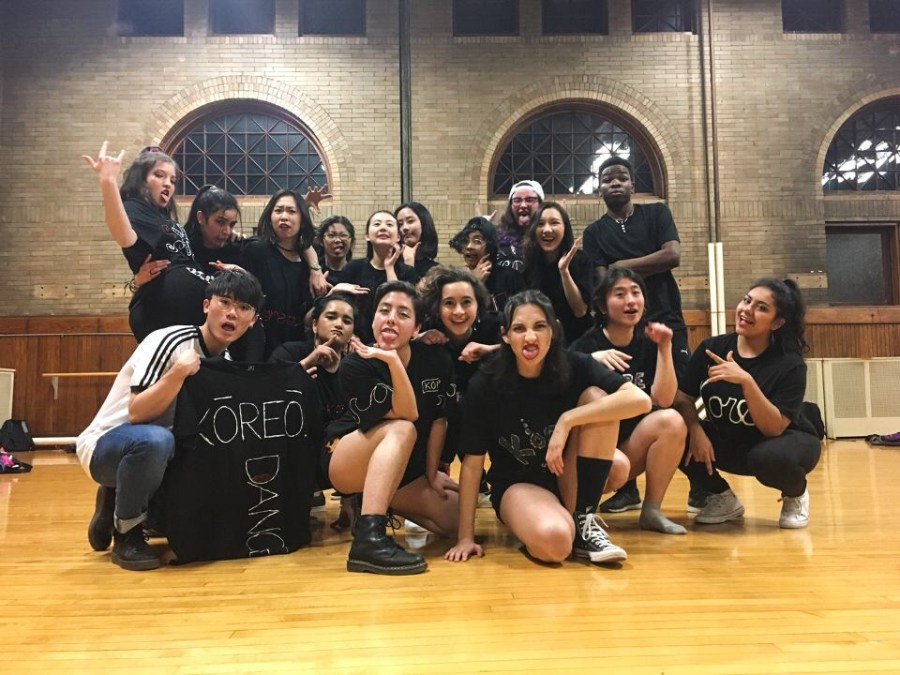 KOREO%2C+a+student+hip-hop+fusion+dance+group%2C+performed+April+20+and+21+in+Warner+Main+Space.+KOREO+started+off+as+an+effort+to+bring+K-pop+music+to+the+annual+Oberlin+Korean+Student+Association+banquet.+The+organization+has+transformed+over+the+years+into+an+integral+part+of+the+Oberlin+dance+community.+KOREO+now+hosts+experienced+dancers%2C+workshops%2C+and+several+performances+every+year.+The+troupe+still+performs+at+K-pop+events+like+K-pop+Night+at+the+%E2%80%99Sco.+The+event+last+weekend+included+guest+performances+from+student+a+capella+group+Pitch+Please+and+another+hip-hop+dance+group%2C+Kinetique.