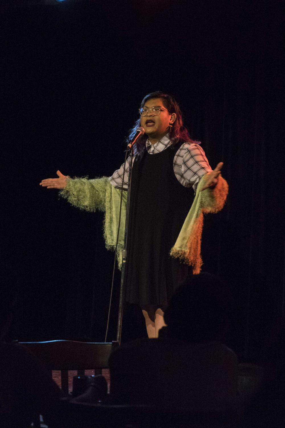 Chrysanthemum Tran: transfeminine Vietnamese-American poet, performer, and educator