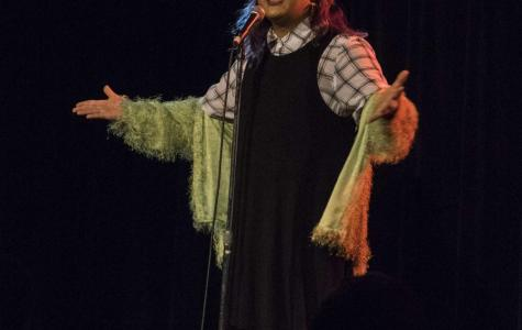 Chrysanthemum Tran, Performer, Poet, Teaching Artist