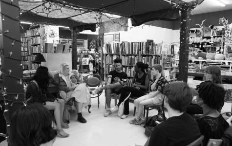 Ben Franklin Closes Poetry Month with OSlam Reading
