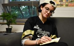Students Bare Innermost Thoughts During Diary Reading Open Mic Night