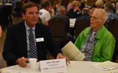 Local Candidates Meet with Oberlin Voters