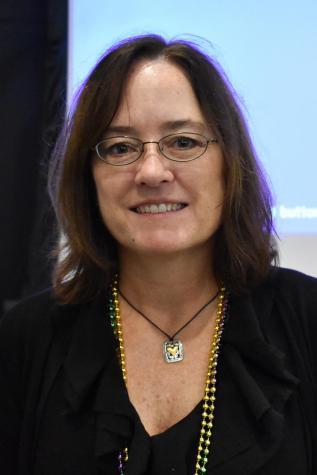 Off The Cuff: Karen G. Fleming, Professor