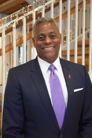 Jesse Milan, Jr., AIDS Activist