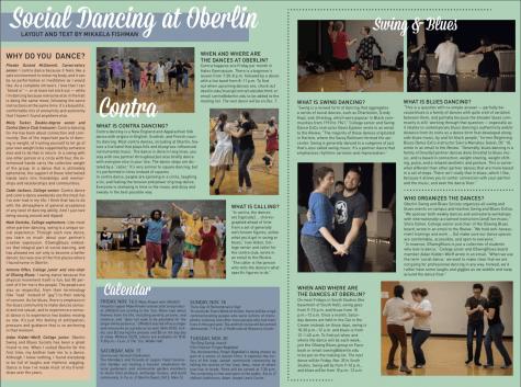 Social Dancing at Oberlin
