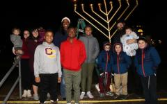 Grand Menorah Lighting Unites Oberlin
