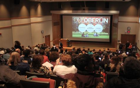 AAPR Announces Areas of Recommendation to Oberlin Community