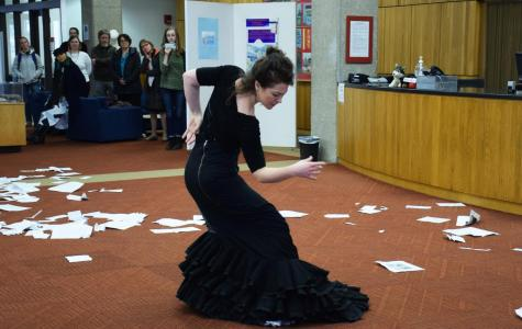 Flamenco Symposium Dances Through Oberlin