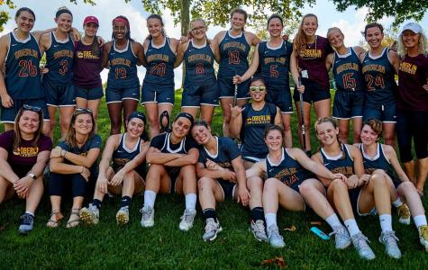 Women's Lacrosse Relies on Wellness to Win