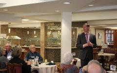 State Representative Speaks at Kendal at Oberlin