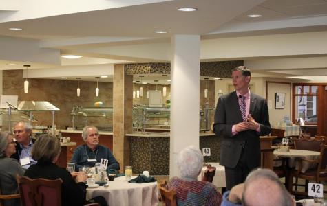 State Representative Speaks at Kendal at Oberlin
