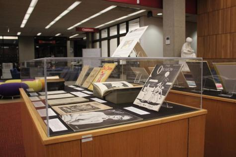 Library Showcases Student Publications