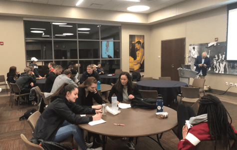 SAAC Highlights Mental Health Awareness During DIII Week Programming
