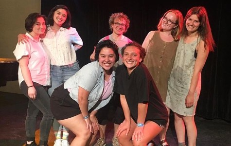 Creative Writing Seniors Give Dazzling Reading at the Cat