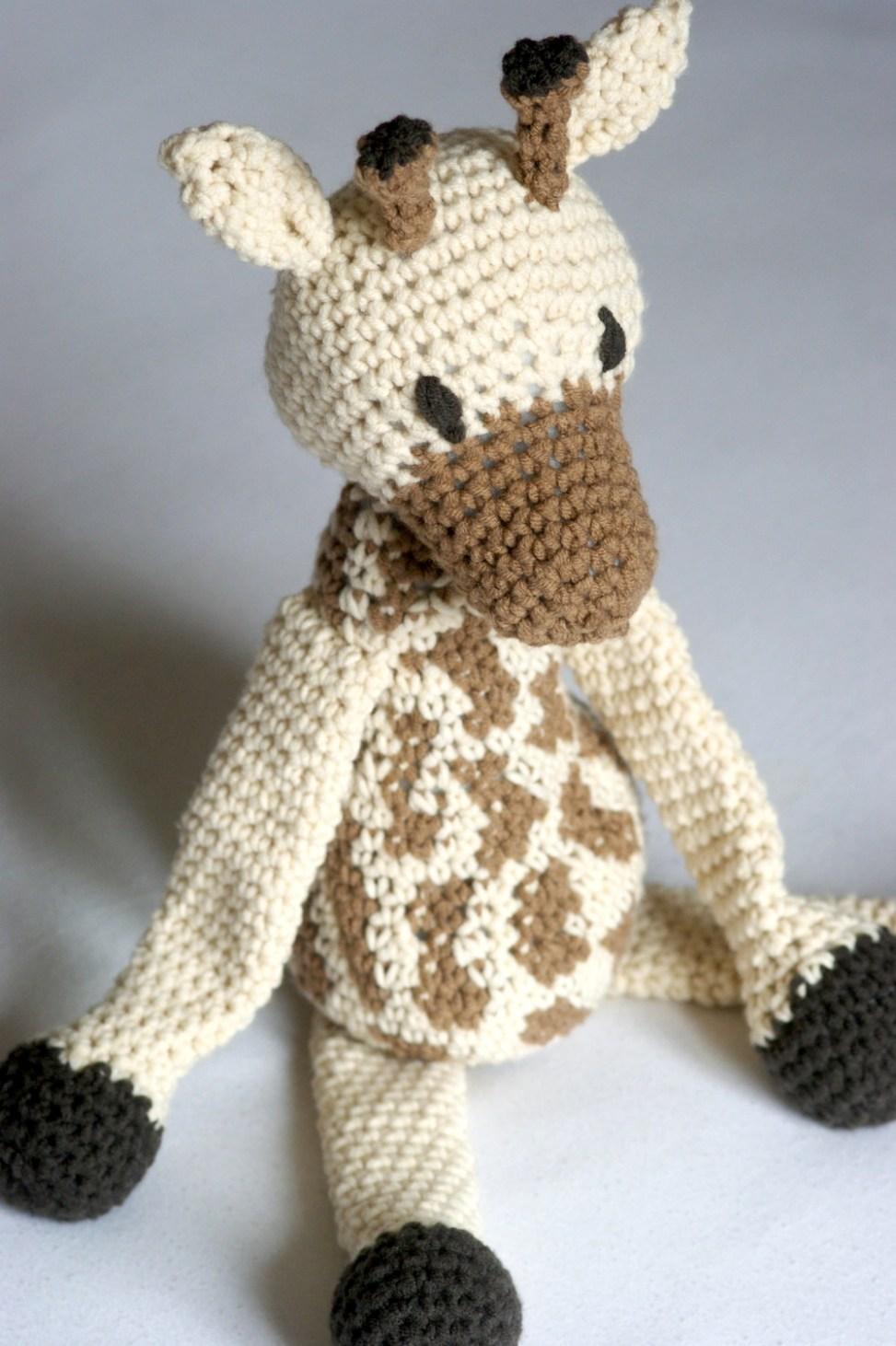 Caitlin die Giraffe – collection oberschin