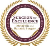 Surgeon of Excellence in Metabolic and Bariatric Surgery Bariatric Surgeon Accreditation