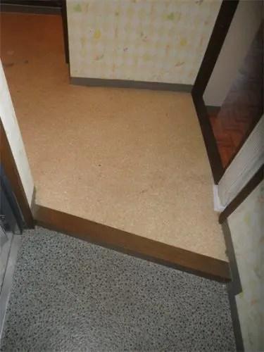 床が見えなかった玄関を片付け、スッキリ