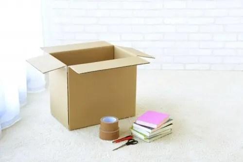 引っ越し作業が出来ないゴミ屋敷
