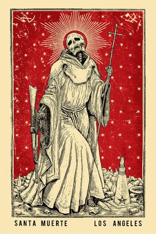 santamuerte Poster-01