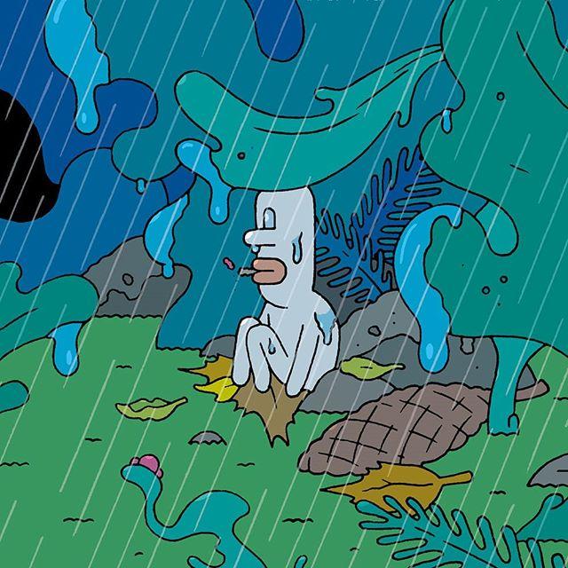 #rainyday #rain #samuel #samuelcomic