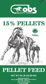 15 pellets