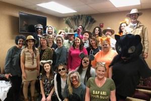 Ob/Gyn Specialists Halloween 2018 Photo Gallery