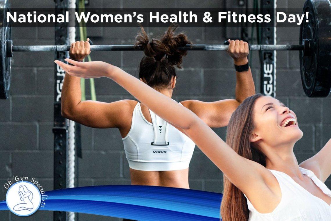 Women's Health & Fitness Day