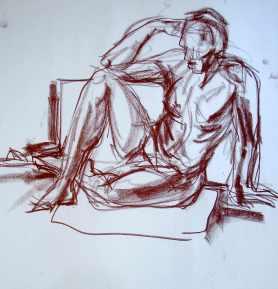 Lillian Trettin_Frank_Drawing