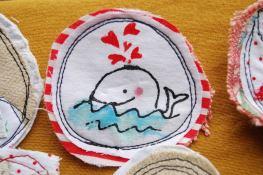 the love whale