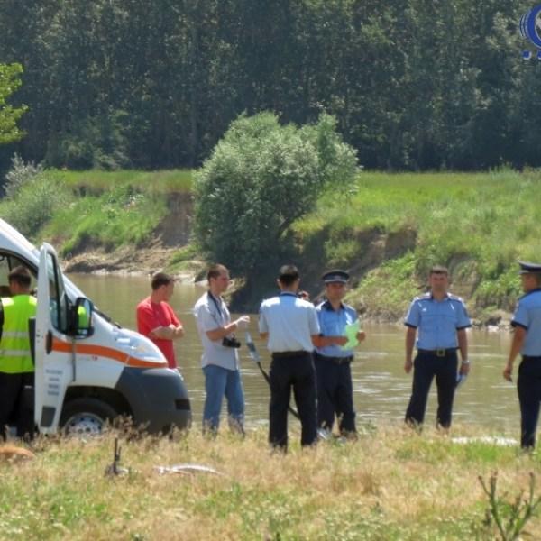 Tragedie în familia primarului din Bucu. Fata acestuia s-a înecat în râul Ialomița
