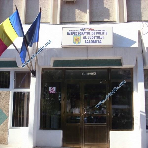 Ialomița: Angajări la poliție, din sursă externă