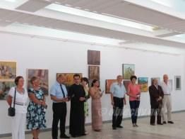 expozitie pictura UAP Slobozia Ialomita - 22
