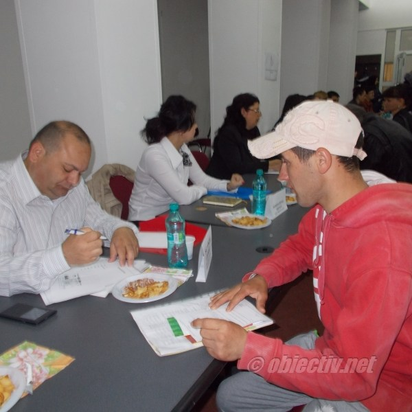 Ialomița: Bursa Locurilor de Muncă pentru Absolvenți