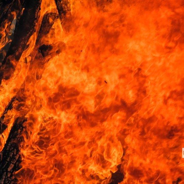 Incendiu la Urziceni. Cauza probabilă - acțiune intenționată