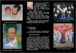 Slobozia Vernisaj expozitie de pictura Vasile Aionesei (2)