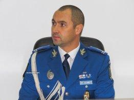 razvan salaoru - sef inspectorat jandarmi ialomita