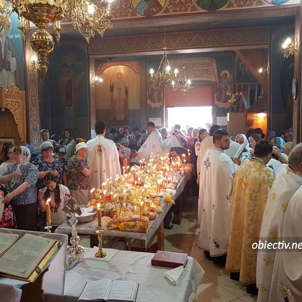 """Cerc Pastoral la Parohia """"Sfântul Dumitru"""" Slobozia"""