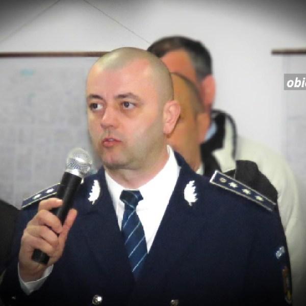 Ialomița: Ivan Cristian, împuternicit la comanda Inspectoratului de Poliție Județean