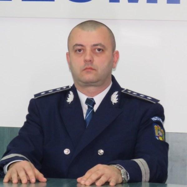 Proiect pentru întărirea autorității polițistului