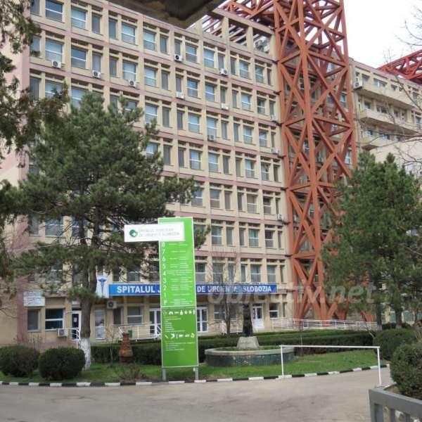 Angajații Spitalului Județean de Urgență din Slobozia sunt revoltați! Norma de hrană, impozitată cu 45%