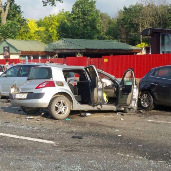 Ialomița: Accident cu declanșarea Planului Roșu de intervenție